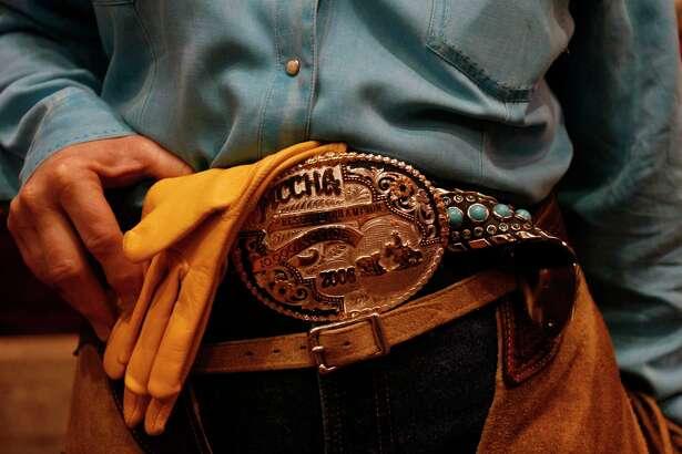 Cowgirls walk the walk, talk the talk.
