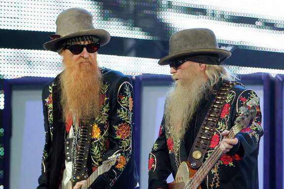 ZZ Top performs March 21.