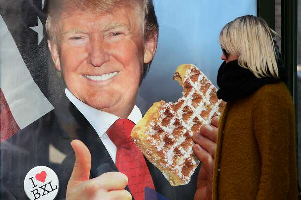 Trump was an unhealthy eater on the campaign trail  