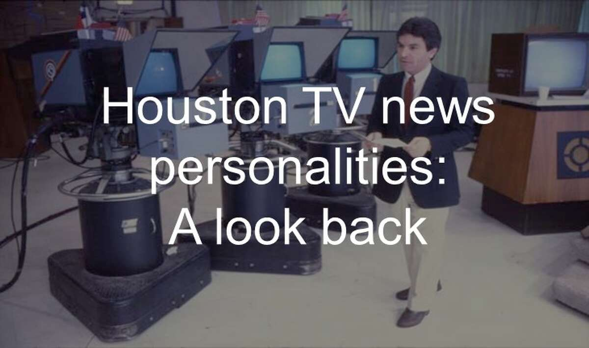 Houston TV news personalities: A look back