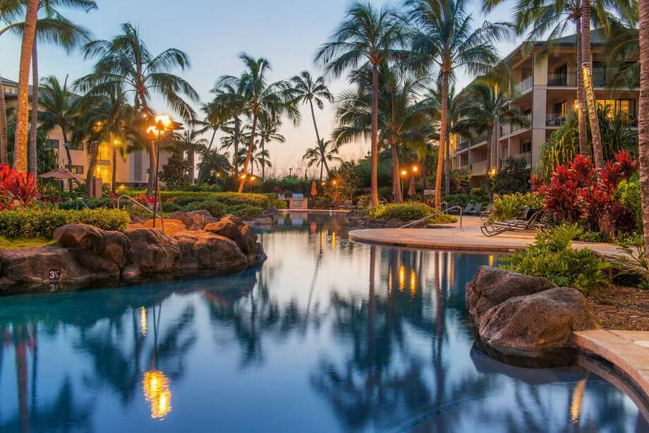 A 6-day Hawaiian vacation atKoloa Landing Resort at Poipu on Kauai. Value: Unknown.