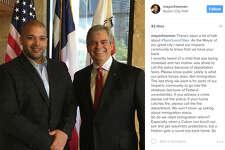 Port Arthur Mayor Derrick Freeman voiced his support for the local Hispanic population in a post on Instagram on Feb. 16, 2017. (Photo: @mayorfreeman/Instagram)