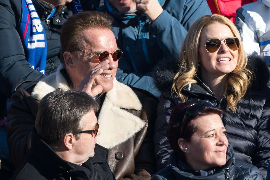 Ex-California Gov. Arnold Schwarze negger isn't a fan of gerrymandering. Photo: JURE MAKOVEC, AFP/Getty Images