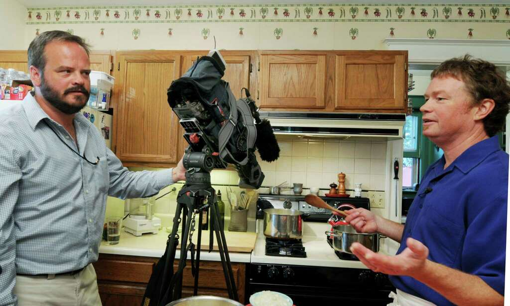 "The Kitchen Show plug pulled on ""cooking at home"" with tv chef dan eaton - times union"