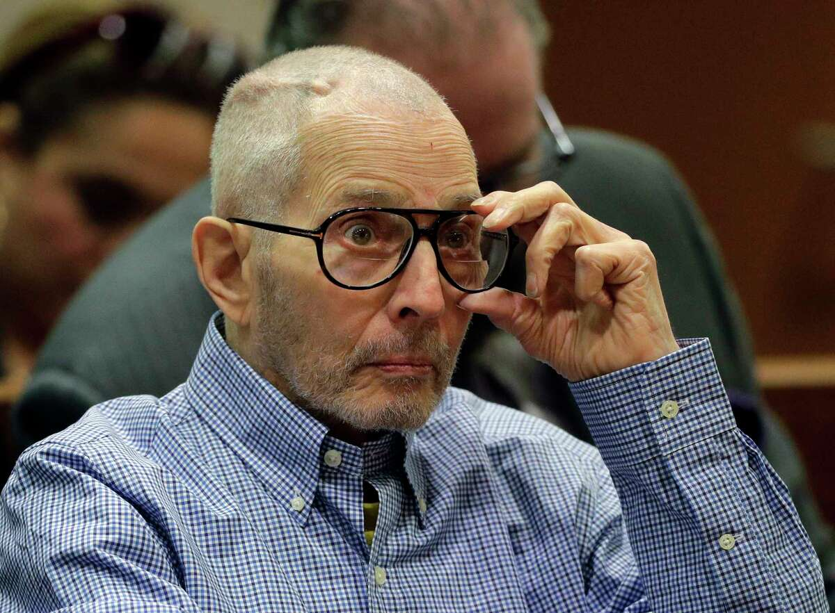 Robert Durst is accused of killing Susan Berman, his confidante, because he feared she was going to talk to police about the disappearance of his wife, Kathleen.