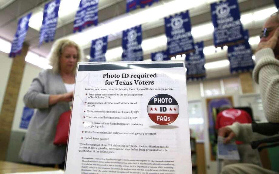 Texas Senate OKs revisions to Texas contentious voter ID law