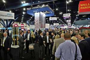 More than 10,000 people attended the NAPE Summit at theGeorge R. Brown Convention Center this week.