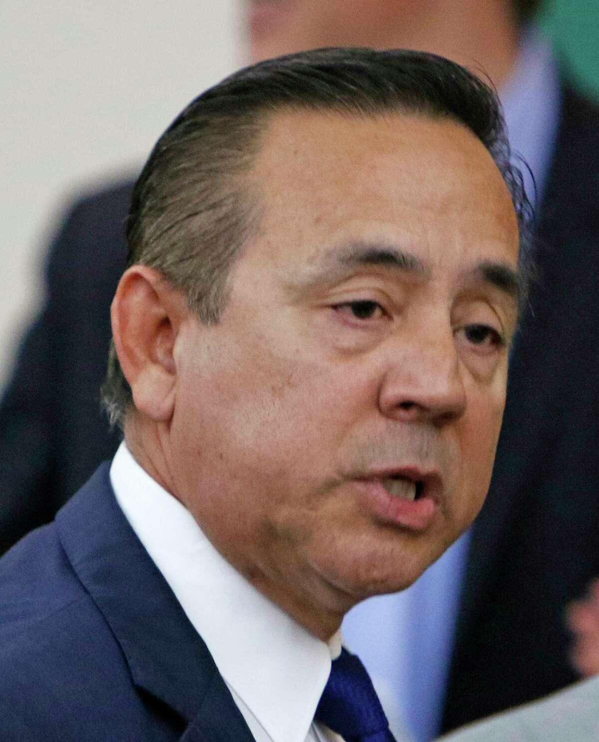 State Sen. Carlos Uresti, D-San Antonio