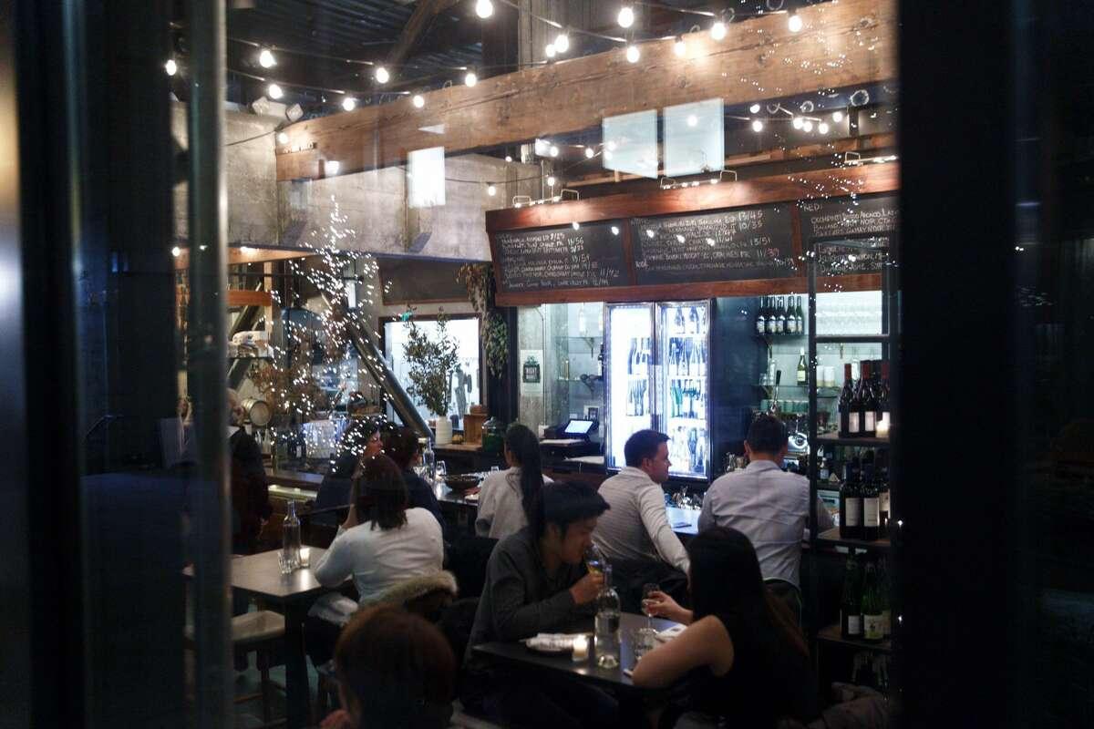 Best New Restaurant: Upper Bar Ferdinand, Seattle