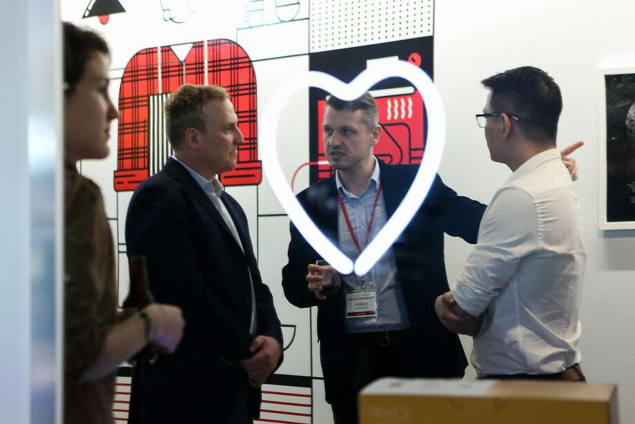 Target's Open House showroom in San Francisco showcases the latest Internet-connected home devices. Photo: Amy Osborne, Special To The Chronicle