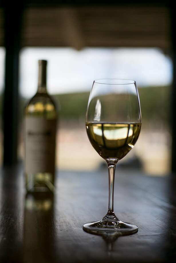 The Fume Blanc is seen at Robert Mondavi Winery in Oakville (Napa County). Photo: James Tensuan, Special To The Chronicle