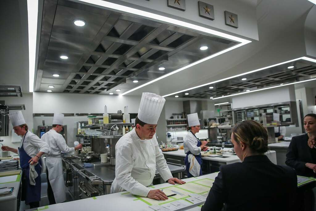 Inside The French Laundry'S New $10 Million Kitchen - Sfgate