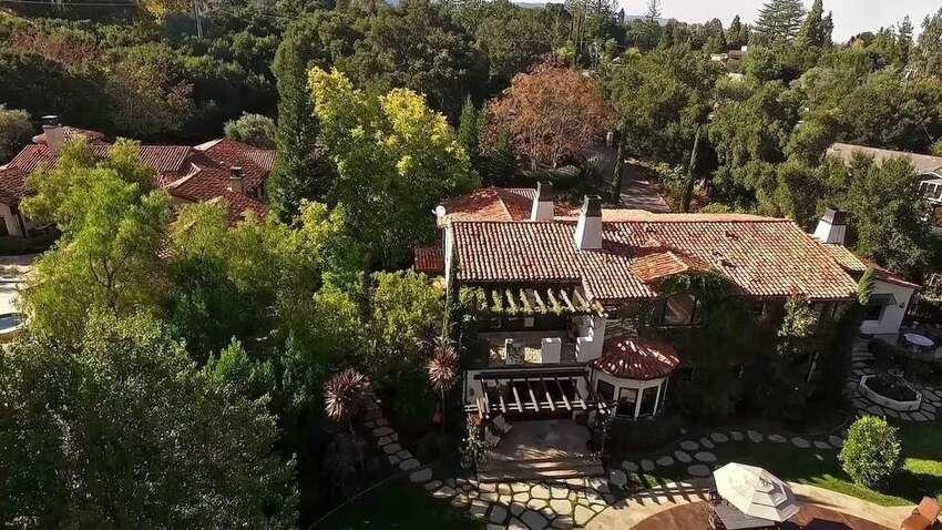 An acre and a half in Monte Sereno. Photos: Edward Graziani/the Sereno Group via Realtor.com