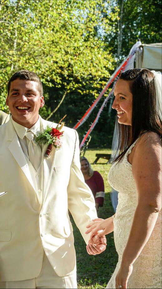 Cody Evans and  Renee (DeGuise) Evans