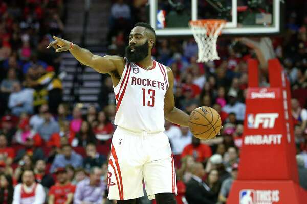 6e360a9b596 A look in the mirror and James Harden discovers a leader ...