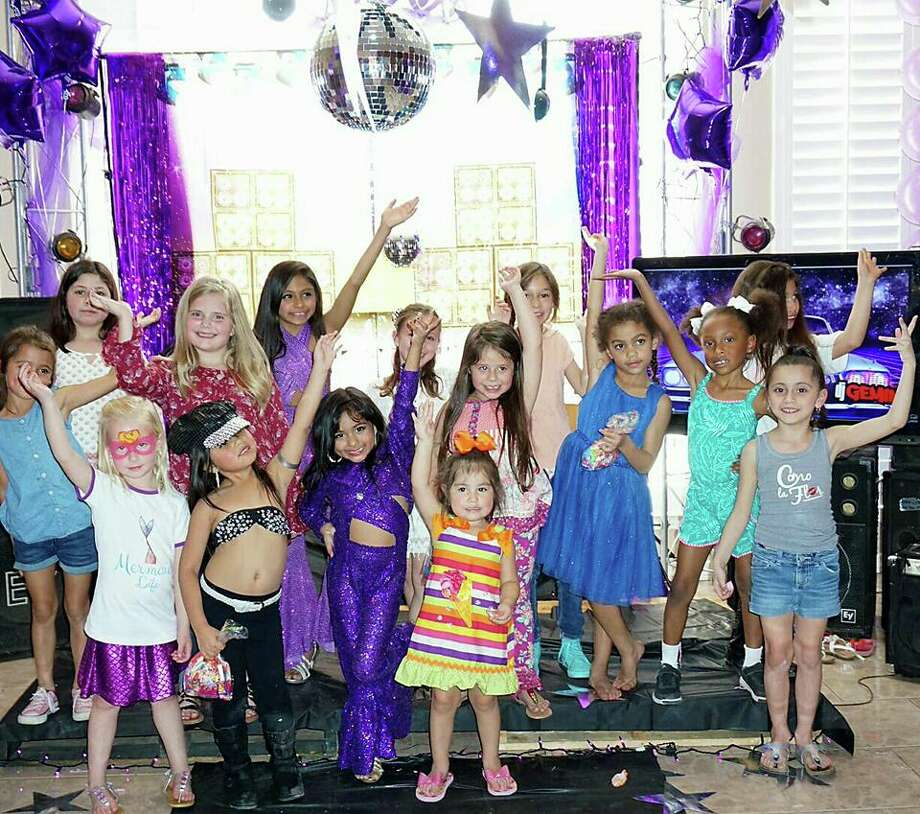 Family members describe 6-year-old Ayvah Vega as a little girl with a giant personality, who happens to be a Selena superfan. Her only request for her party last weekend was for the Queen of Tejano to be the theme. Photo: Provided By The Vega Family