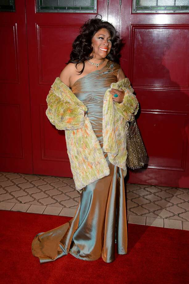 """Mary Wilson was the inspiration for the musical """"Dreamgirls."""" Photo: Jonathan Short, Jonathan Short/Invision/AP"""