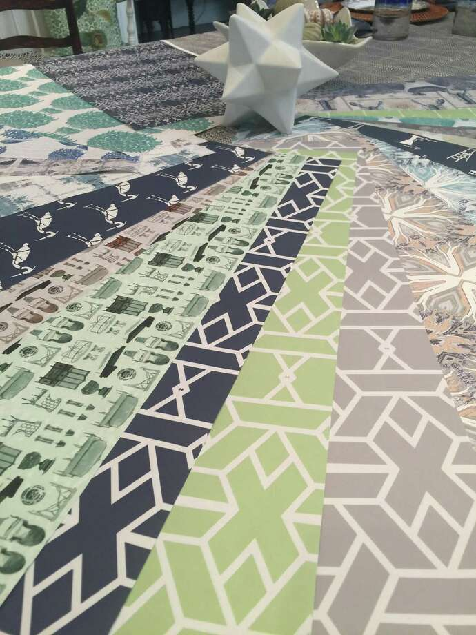 Wallpaper collection by Root Cellar Designs. Photo: Contributed Photo