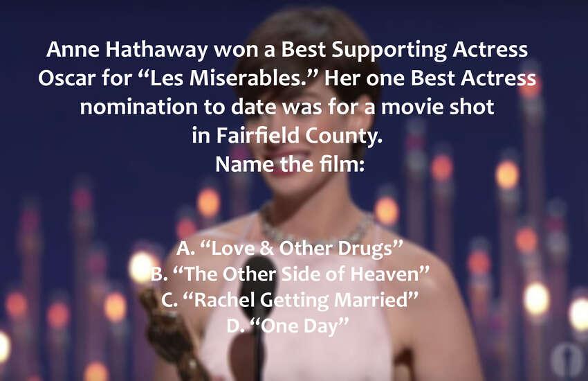 Test your Oscar knowledge by Joe Meyers
