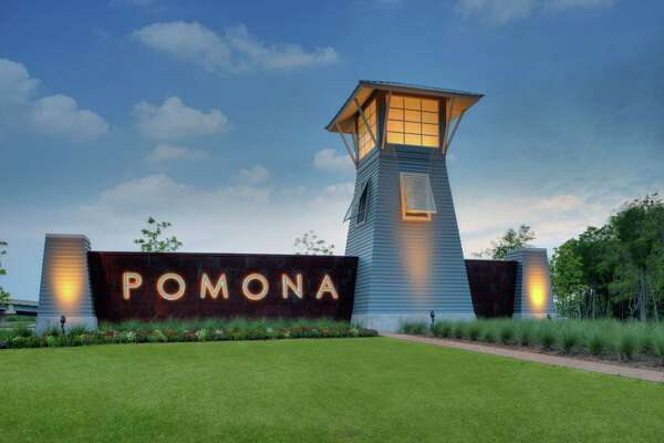 """Camp Pomona features two resort-style pools and furniture, nine cabanas, an """"exploration zone"""" and an event lawn that overlooks the bayou."""