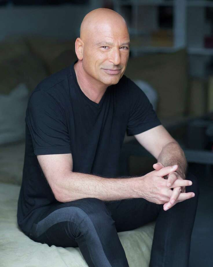 Comedian Howie Mandel performs at the Ridgefield Playhouse on Thursday, Feb.23. Photo: Joey Carman / Contributed Photo / (c)Joey Carman Photography, © joey carman photography 2016, http://www.joeycarmanphotography.com/downloads/JCP_COPYRIGHT.pdf