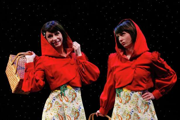 "On weekends from Feb. 25 through April 2, the Downtown Cabaret Theatre will present its updated version of an old classic by doubling down. On stage will be ""Little Red Riding Hoods,"" by Phil Hill."