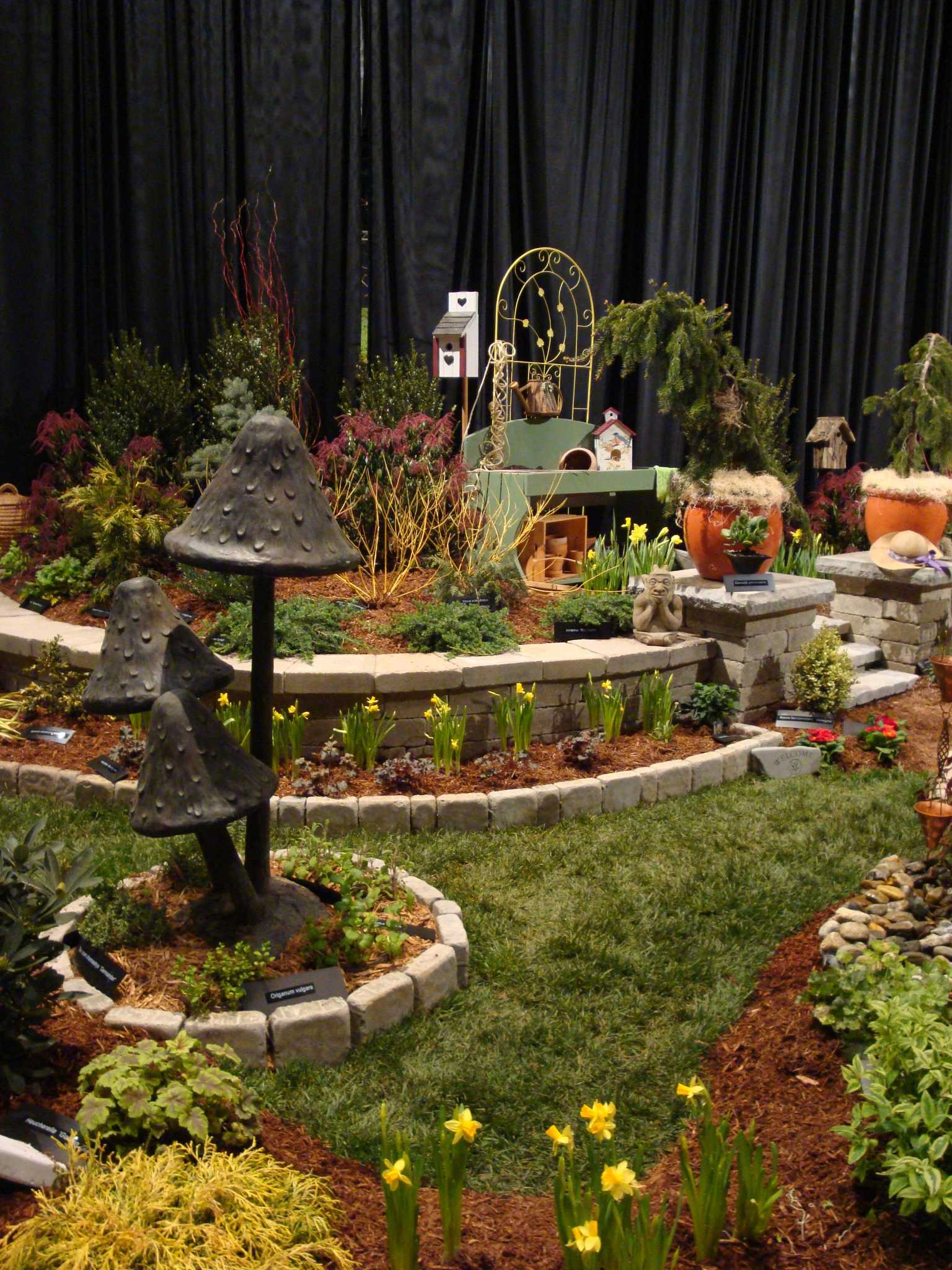 CT Flower & Garden Show means spring is coming - HoustonChronicle.com