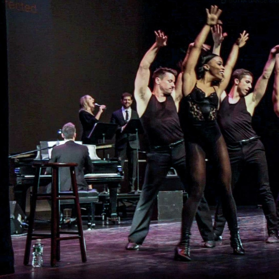 "On Saturday, Feb. 25, New York performers will be part of ""Dancin' Broadway"" at the Ridgefield Playhouse. Photo: Ridgefield Playhouse / Contributed Photo"