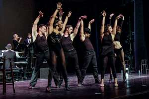 "On Saturday, Feb. 25, New York performers will be part of ""Dancin' Broadway"" at the Ridgefield Playhouse."