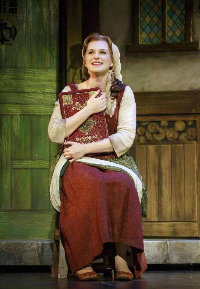 """The national tour of Broadway's """"Cinderella"""" comes to the Waterbury Palace Feb. 24-26. Above is Tatyana Lubov in the title role. Photo: Carol Rosegg / Contributed Photo / Connecticut Post Contributed"""