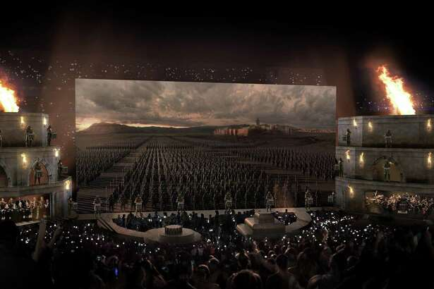 """The Game of Thrones Live Concert Experience"" comes to Mohegan Sun Arena on Saturday, Feb. 25."