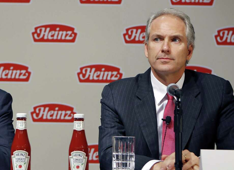 3G Capital CEO and Greenwich resident Alex Behring during a 2013 news conference in Pittsburgh, announcing 3G acquiring control of Heinz in partnership with Berkshire Hathaway. (AP Photo/Keith Srakocic) Photo: Keith Srakocic / Associated Press / AP