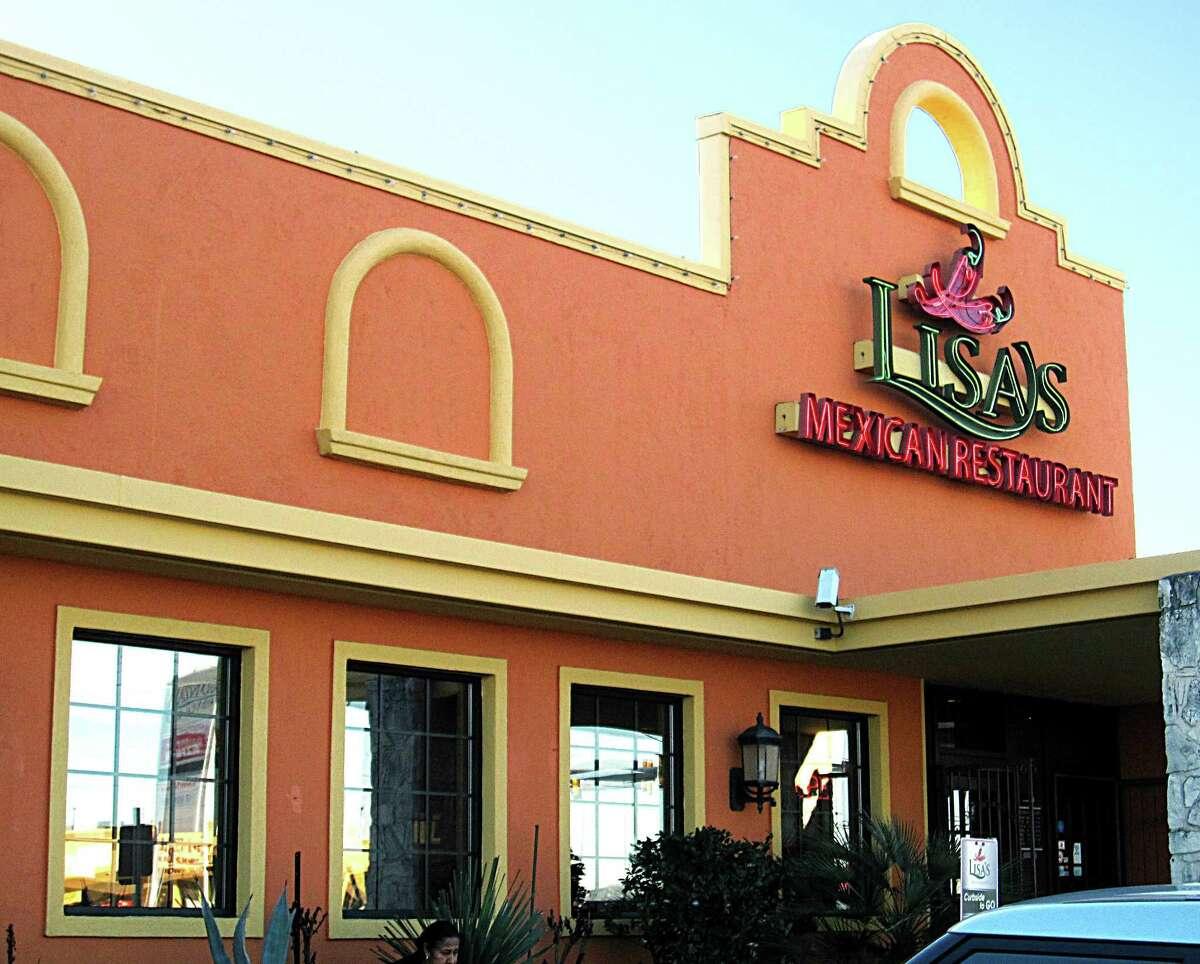 Lisa's Mexican Restaurant on Bandera Road.