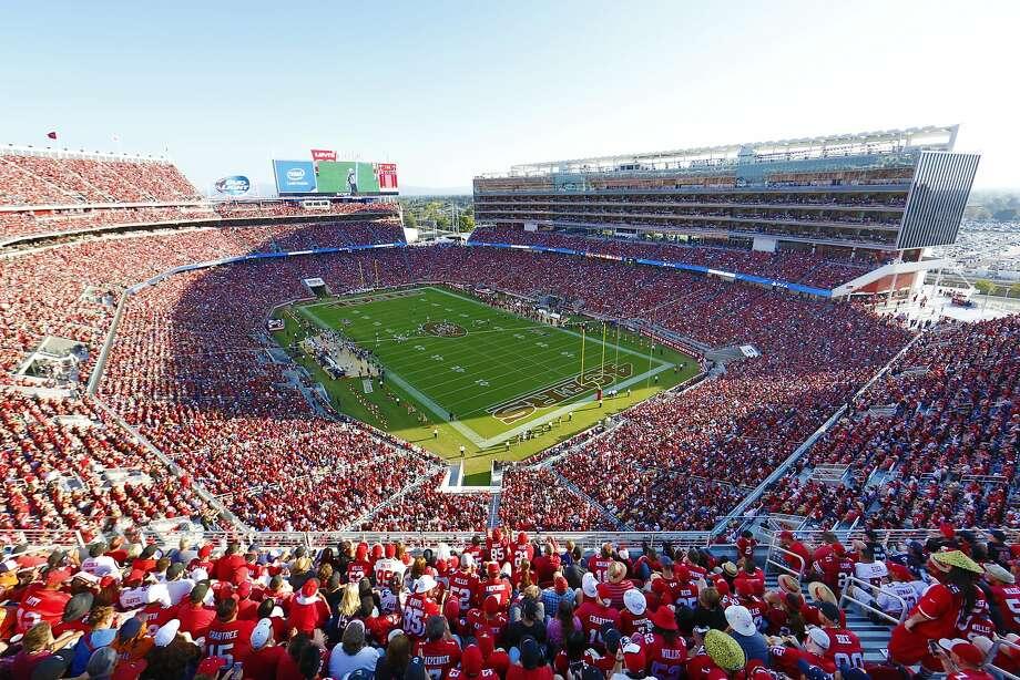 Levi's Stadium in 2016. Photo: Cannonball Productions, Terrell Lloyd