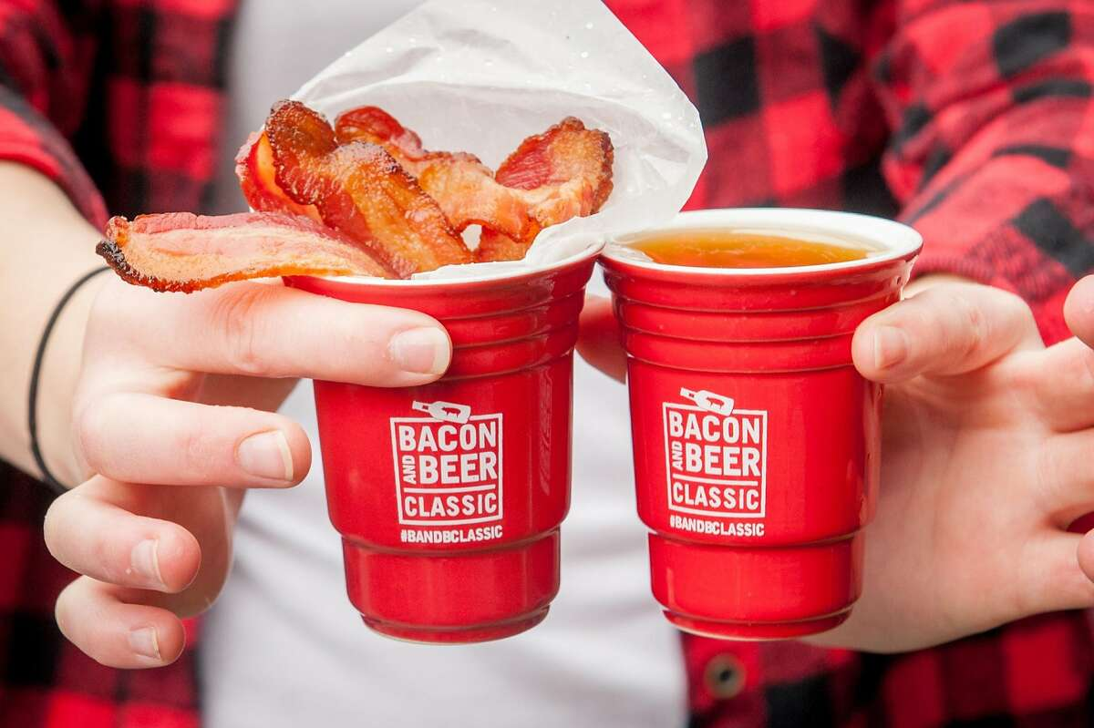 Photos from the 2016 Bacon and Beer Classic at Levi's Stadium.