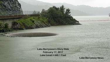 1997: NORTH BAY / Woman Sucked Into Lake Berryessa Spillway