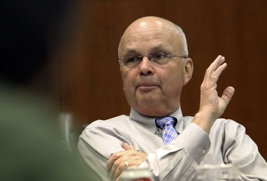 """Michael Hayden, who directed both the CIA and NSA, described Trump's overall strategy this way: """"A systematic effort to invalidate and delegitimize all the institutions, governmental and non-governmental, that create the factual basis for action … so they won't push back against arbitrary moves."""" Photo: KIN MAN HUI /SAN ANTONIO EXPRESS-NEWS / San Antonio Express-News"""