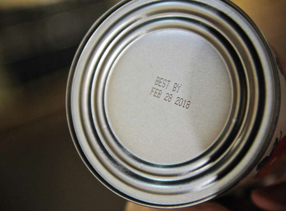 The Food Marketing Institute and the Grocery Manufacturers Association, the two largest trade groups for the grocery industry, have adopted standardized, voluntary regulations to clear up what product date labels mean. Photo: H John Voorhees III /Hearst Connecticut Media / The News-Times