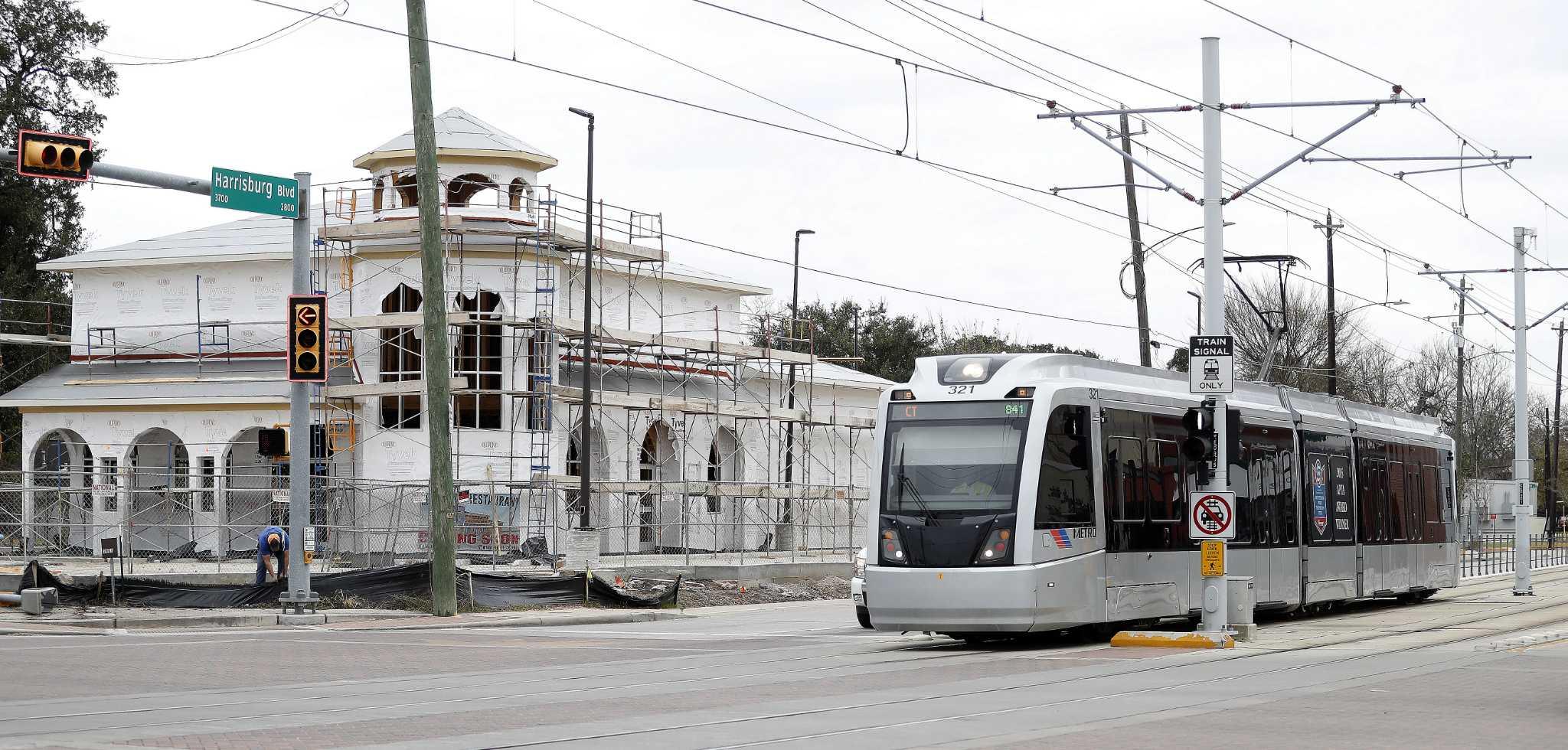 Metro Drawing Up Long Term Houston Regional Transit Plan