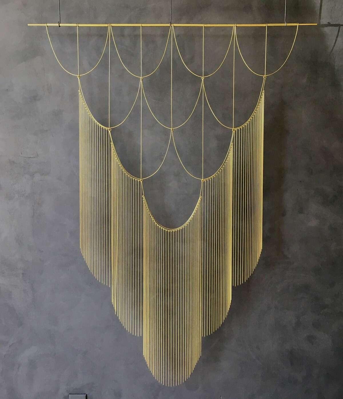 A sculpture created by Beth Naumann.