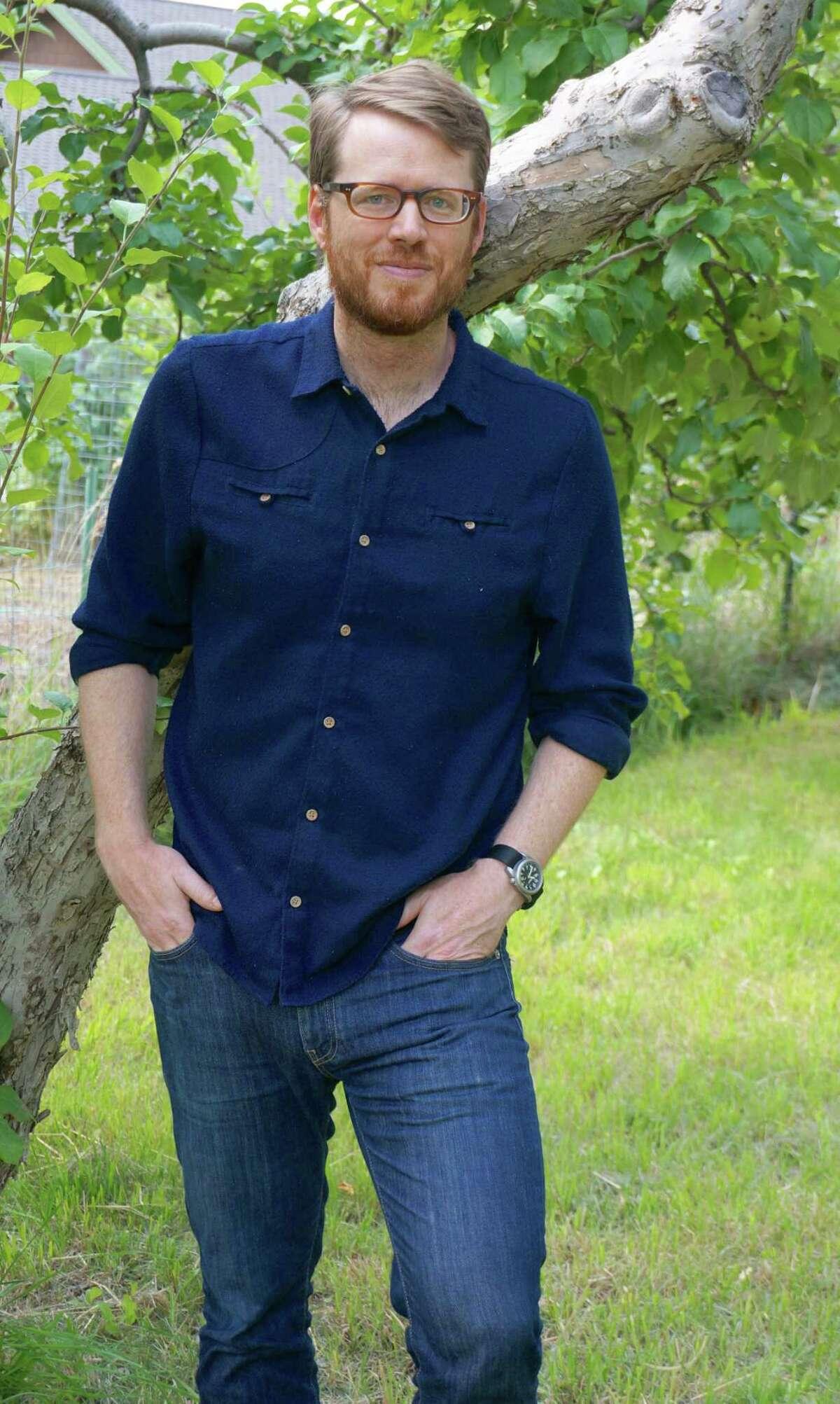 Author Eric Puchner