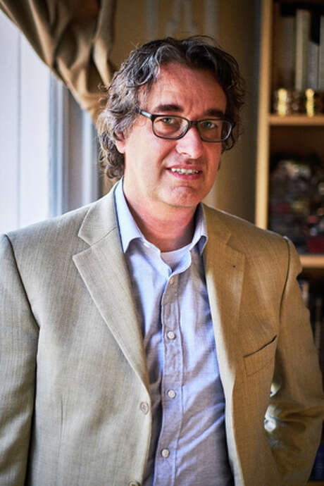 Author Damion Searls Photo: Paul Barbera