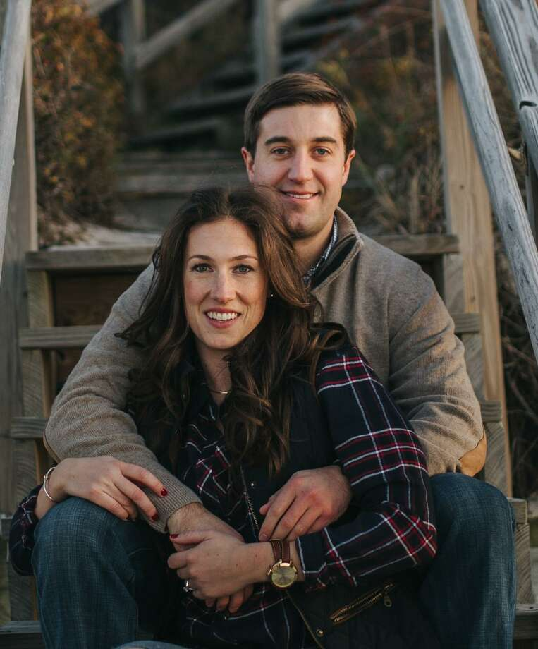 Kierstin Loper, Jimmy Way have announced their engagement. Photo: Contributed