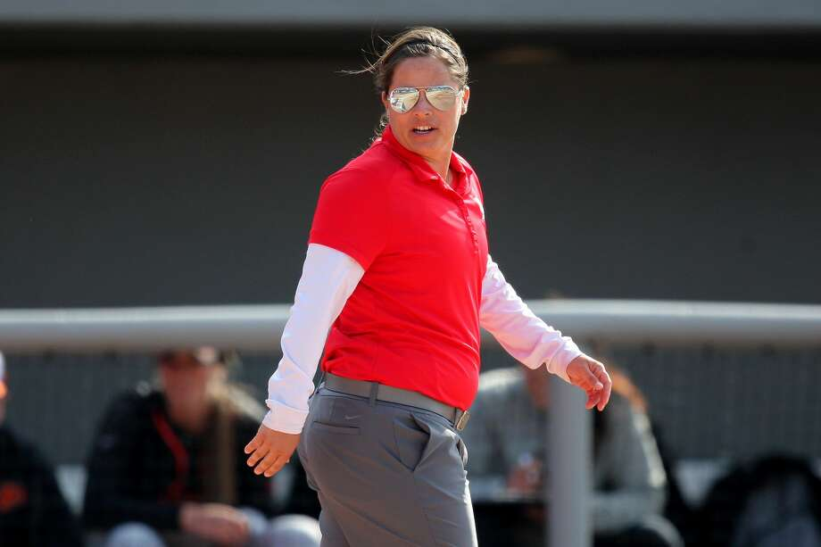 Kristin Vesely, University of Houston softball coach Photo: University Of Houston Athletics