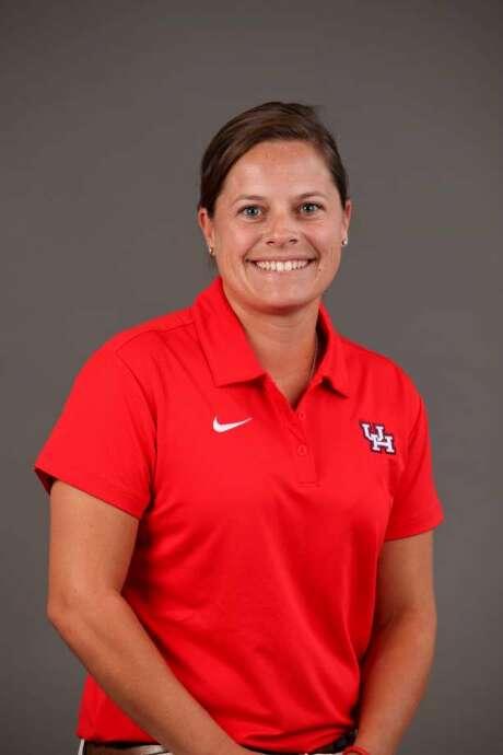 Kristin Vesely University of Houston softball coach  2016 school photo