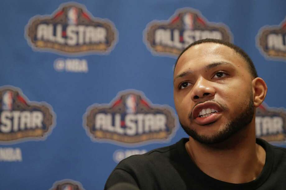 Guard Eric Gordon spent five seasons with the New Orleans Pelicans before signing with the Rockets as a free agent in the offseason. Photo: Ronald Martinez, Staff / 2017 Getty Images