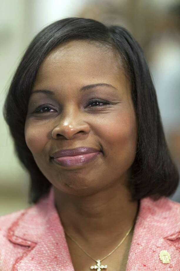 """Mayor Ivy Taylor cited """"lack of consistency, transparency and accountability."""" Photo: William Luther / San Antonio Express-News / © 2016 San Antonio Express-News"""