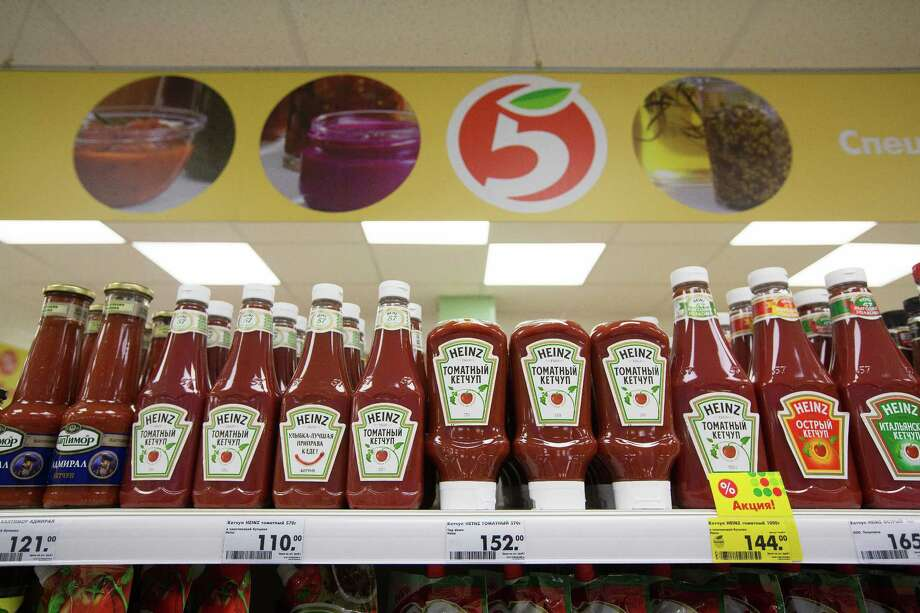 U.S.-based Kraft Heinz Co. has 42,000 employees in 4o countries. Photo: Andrey Rudakov / © 2017 Bloomberg Finance LP