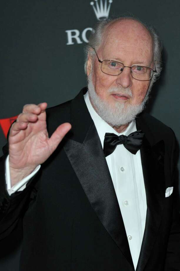 "John Williams composed the score to ""Jurassic Park,"" which the San Antonio Symphony performed Friday as the movie was displayed on the Majestic Theatre stage. Photo: Associated Press / Invision"