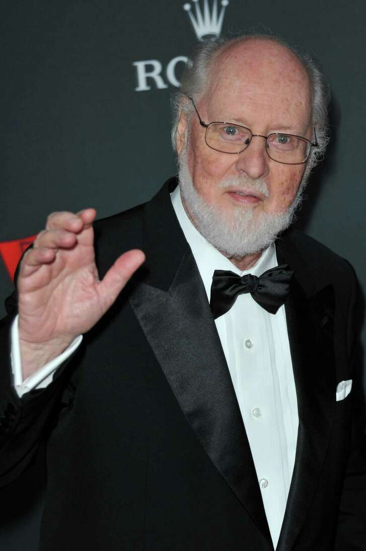 """The San Antonio Symphony Pops orchestra devoted the second half of its """"The Music of John Williams"""" program solely to Williams' """"Star Wars"""" themes."""